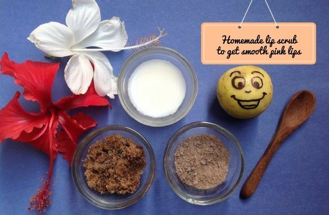 Homemade Lip Scrub, Glamorganicdesi, Organic Skincare, Beauty Tips For Face, Indian Beauty Blog