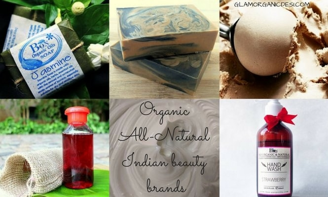 Best Organic Beauty Brands Available In India Skin Care Products