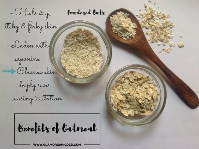 Oats Skin Benefits, Oats for beauty, oats for face, How to clean face, How to cleanse skin naturally, How to cleanse skin at home, How to cleanse skin at night, Face cleanser at home, Facial cleanser for men, Indian Beauty Blog, Indian Organic Beauty Blog, Indian Makeup Blog, Glamorganicdesi, Natural Face Cleanser, Beauty Tips, Skin Care, Organic Cleanser, Best Homemade Face Mask, How to get clear skin