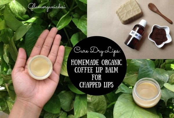 Dry Lips, Dry Lips Remedy, Chapped Lips, Lip Balm, Organic Lip Balm, Glamorganicdesi, Beauty Tips, Skincare, Indian Beauty Blog, Pink Lips