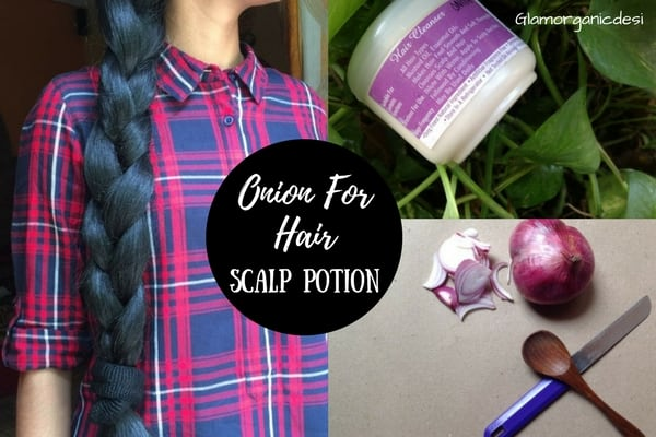 Onion For Hair, Onion Juice For Hair, Hair Growth, Onion Hair Benefits, How To Use Onion Juice For Hair, Indian Beauty Blog, Glamorganicdesi, Indian Makeup Blog, Beauty Tips