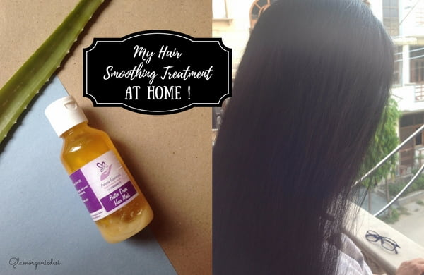 Hair Smoothing, Hair Growth, Fast Hair Growth, Hair Restoration, Hair Growth Treatment, Beauty Tips, Glamorganicdesi, Indian Beauty Blog